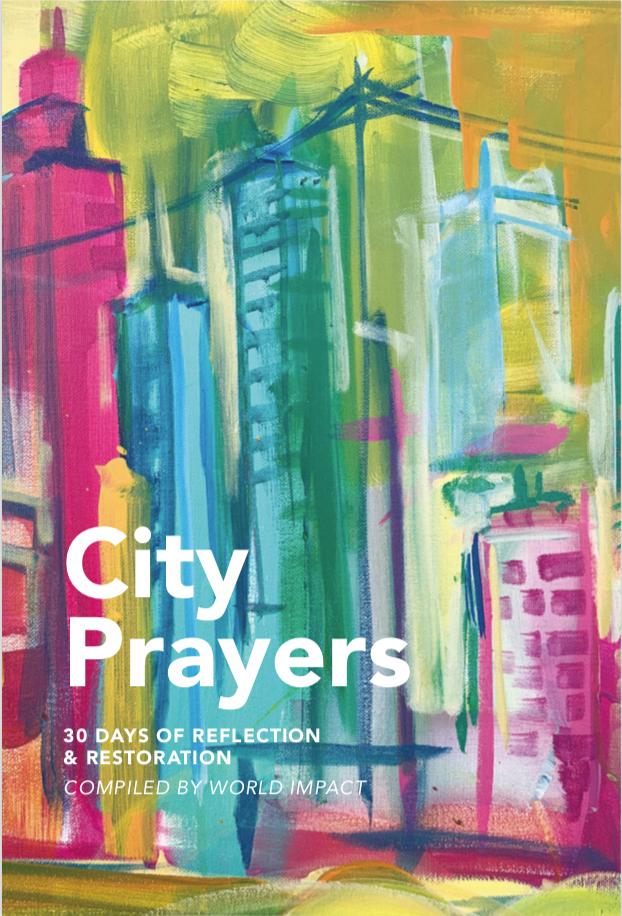 City Prayes Vol 1